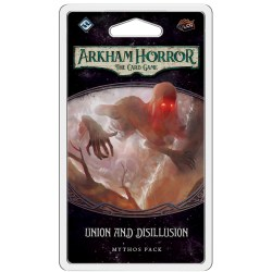 Arkham Horror: The Card Game - Circle Undone 4 - Union and Disillusion Mythos Pack