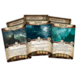 Arkham Horror: The Card Game - The Dream-Eaters cycle 4 - Point of No Return Mythos Pack