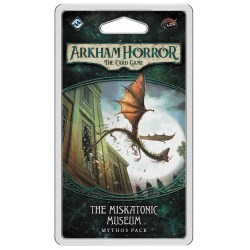 Arkham Horror: The Card Game - The Dunwich Legacy Cycle 1 -  The Miskatonic Museum Mythos Pack