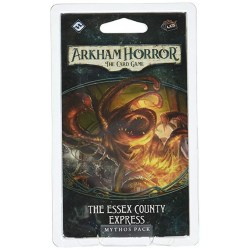 Arkham Horror: The Card Game - The Dunwich Legacy Cycle 2 -  The Essex County Express Mythos Pack