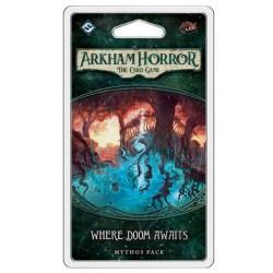 Arkham Horror: The Card Game - The Dunwich Legacy Cycle 5 - Where Doom Awaits Mythos Pack