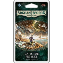 Arkham Horror: The Card Game - The Dunwich Legacy Cycle 6 - Lost in Time and Space Mythos Pack Board Game