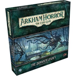 Arkham Horror: The Card Game - The Dunwich Legacy Expansion (2017) - разширение за настолна игра