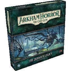 Arkham Horror: The Card Game - The Dunwich Legacy Expansion (2017) - разширение за настолна игра