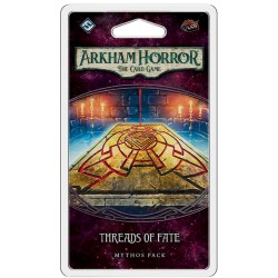 Arkham Horror: The Card Game - The Forgotten Age Cycle 1 - Threads of Fate Mythos Pack