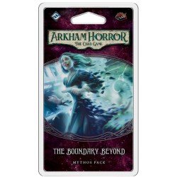 Arkham Horror: The Card Game - The Forgotten Age Cycle 2 - The Boundary Beyond Mythos Pack Board Game