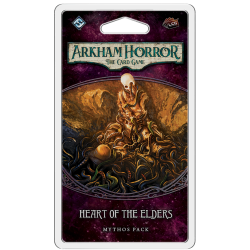 Arkham Horror: The Card Game - The Forgotten Age Cycle 3 - Heart of the Elders Mythos Pack