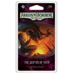 Arkham Horror: The Card Game - The Forgotten Age Cycle 5 - The Depths of Yoth Mythos Pack
