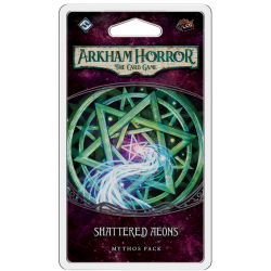Arkham Horror: The Card Game - The Forgotten Age Cycle 6 - Shattered Aeons Mythos Pack