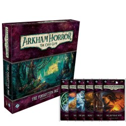 Arkham Horror: The Card Game - The Forgotten Age Full Cycle Board Game