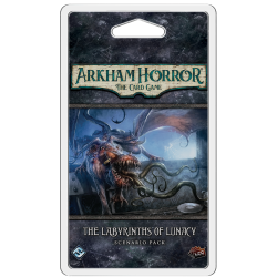 Arkham Horror: The Card Game - The Labyrinths of Lunacy Scenario Pack