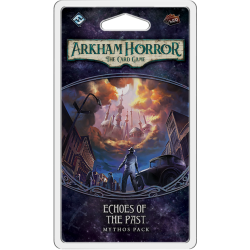 Arkham Horror: The Card Game - The Path to Carcosa Cycle 1 - Echoes of the Past Mythos Pack