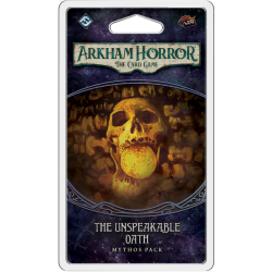 Arkham Horror: The Card Game - The Path to Carcosa Cycle 2 - The Unspeakable Oath Mythos Pack