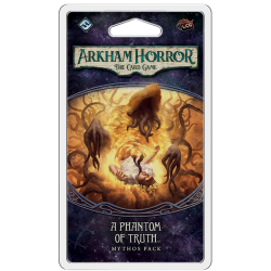 Arkham Horror: The Card Game - The Path to Carcosa Cycle 3 - A Phantom of Truth Mythos Pack