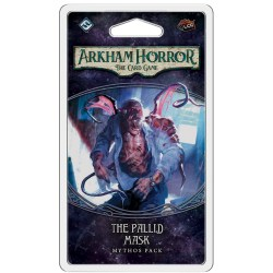 Arkham Horror: The Card Game - The Path to Carcosa Cycle 4 - The Pallid Mask Mythos Pack Board Game