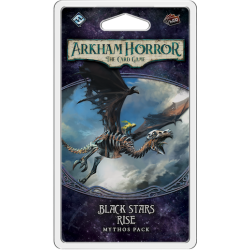 Arkham Horror: The Card Game - The Path to Carcosa Cycle 5 - Black Stars Rise Mythos Pack