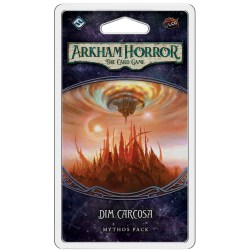Arkham Horror: The Card Game - The Path to Carcosa Cycle 6 - Dim Carcosa Board Game