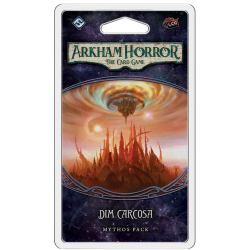 Arkham Horror: The Card Game - The Path to Carcosa Cycle 6 - Dim Carcosa