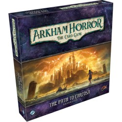 Arkham Horror: The Card Game - The Path to Carcosa Deluxe Expansion Board Game