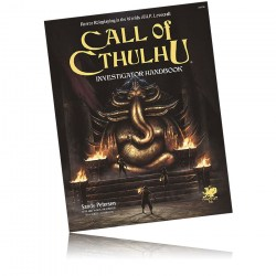 Call of Cthulhu RPG: Investigator Handbook (7th Edition, Hardcover) + PDF in Other RPGs