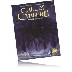 Call of Cthulhu RPG: Keeper Rulebook (7th Edition, Hardcover) + PDF в D&D и други RPG / Други RPG