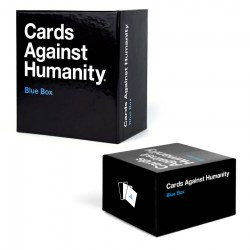 Cards Against Humanity Blue Box Expansion Board Game
