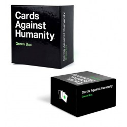 Cards Against Humanity Green Box Expansion - разширение за настолна игра