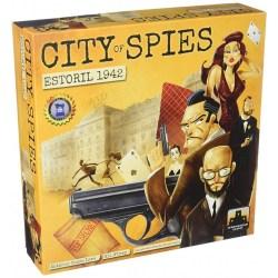 City of Spies: Estoril 1942 (2015) - настолна игра