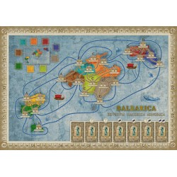Concordia: Balearica / Cyprus Expansion (2019) Board Game
