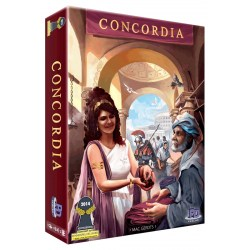 Concordia (Third Edition, 2017) Board Game