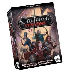 Cutthroat Caverns: Anniversary Edition (2019) - настолна игра