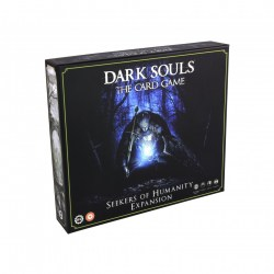 Dark Souls: The Card Game - Seekers of Humanity Expansion (2019) - разширение за настолна игра