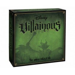 Disney Villainous (2018) - настолна игра