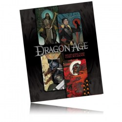 Dragon Age RPG: Core Rulebook (Hard Cover) в D&D и други RPG / Други RPG