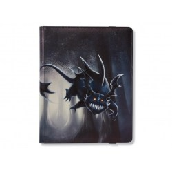 Dragon Shield Wanderer Black Card Codex Portfolio - папка за карти в Аксесоари