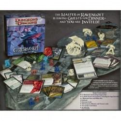 Dungeons & Dragons: Castle Ravenloft Board Game (2010, D&D Adventure System) - кооперативна настолна игра в света на D&D