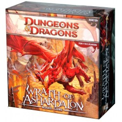 Dungeons & Dragons: Wrath of Ashardalon Board Game (2011, D&D Adventure System) Board Game