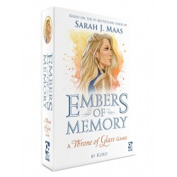Embers of Memory: A Throne of Glass Game (2019) Board Game