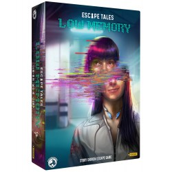 Escape Tales: Low Memory (2019) - настолна игра