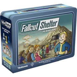 Fallout Shelter: The Board Game (2020) - настолна игра