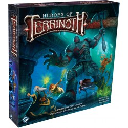 Heroes of Terrinoth (2018) - кооперативна настолна игра