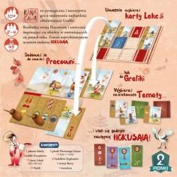 Kanagawa Board Game