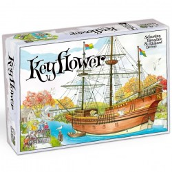 Keyflower (2012) - настолна игра