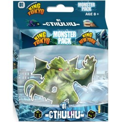 King of Tokyo/New York: Monster Pack - Cthulhu Board Game