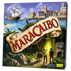 Maracaibo (2019) - настолна игра