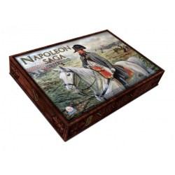 Napoleon Saga: Waterloo (2016) - стратегическа настолна игра