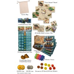 New Bedford (2016) Board Game