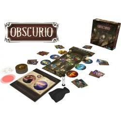 Obscurio (2019) - настолна игра