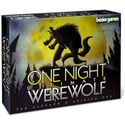 One Night Ultimate Werewolf (2014)  - парти настолна игра