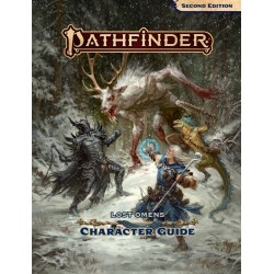 Pathfinder RPG Second Edition: Lost Omens Character Guide (2019) в D&D и други RPG / Pathfinder 2nd Edition